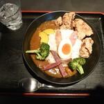 BAR&DINING KAZEMACHI - 欲張りカレー(20-10)