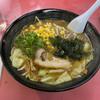 Kitaguniramen - 料理写真:みそラーメン+野菜。