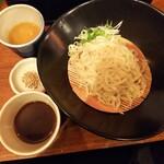 139463758 - 【つけにぼ】ヤシオマスの蕎麦つゆ・煮干の蕎麦つゆ 1200円