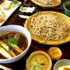 そば丸 - 料理写真:鴨もりそば ¥1,200 (税抜)