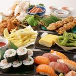 三代目網元 魚鮮水産 - パーティーセット