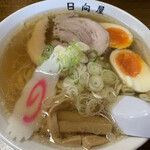 139476781 - ラーメン+煮たまご  650円+120円