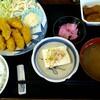 やま - 料理写真:カキフライ定食 ¥900