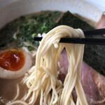 ラーメン かなで食堂 - 麺リフト〜