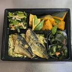 たべるや - 料理写真:サバの味噌煮おかずのみ2食盛@1000