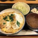 139481521 - ロースカツ丼