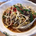 麺屋 椿丸 - 料理写真:台湾らーめん