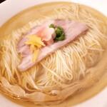 139486741 - ⚫鯛塩そば 透き通った綺麗なスープ