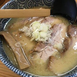 学園 天空 - 料理写真:チャーシュー麺(塩)  1000円