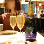 139489291 - シャンパン(ポメリー)