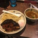 麺屋武蔵 武骨外伝 - 黒つけ麺