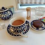 トネリコ - 紅茶ホット