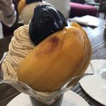 139490775 - 自家製マロングラッセは和栗は想像していた以上に柔らかく美味しかったです。