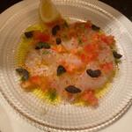 139492561 - 鮮魚のカルパッチョ