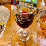 伊勢志摩食堂 - 30分飲み放題 500円 レモンサワー 、赤ワイン、梅酒