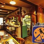 ラ・ベファーナ - 1階オープンキッチン