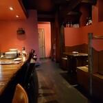 居食屋 YAGAIYA - 店内