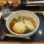 小諸そば - 料理写真:秋盛天そば490円