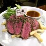 イタリアンバール イル カドッチョ - 和牛カイノミ(120g  1,920円)
