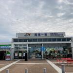 尾張一宮パーキングエリア下りショッピングコーナー - 外観写真: