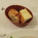 ラ ポスト - 【パスタと前菜のランチ:パン】