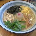13951991 - 麺屋無双・冷やしラーメン¥650(2012.07)