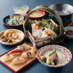 すし割烹 翁鮨 - 11月・12月  ふぐ寿司会席