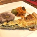 フロマージュ エ ヴァン グランジュ - ランチの前菜