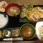 地鶏料理 咲くら庵 - 和御膳