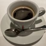 イル バッティクオーレ - カフェ