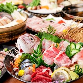 厳選した食材を使用したこだわりの料理をご堪能下さい。