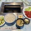 焼肉レストラン大門 - 料理写真:「ビックランチ」@1200(税抜) ドリンク付き