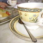 13953556 - おしゃれなコーヒーカップ