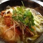 中華料理 朝霞 - ネギチャシュウ麺