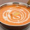 ダフェハウス - 料理写真:バターチキンカレー