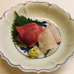 Kagurazakasasaki - 本マグロ 鯛