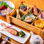 游の字 - お昼の会席『太秦』
