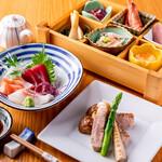 游の字 - お昼の会席『祇園』