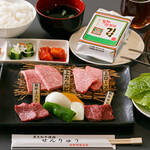 焼肉せんりゅう - ランチコース(上 2,900円)