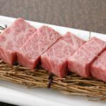 焼肉せんりゅう - 和牛厚切り