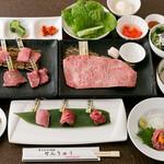焼肉せんりゅう - dinner 贅沢和牛コース 7,400円
