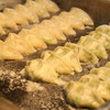 餃子歩兵 - 料理写真:ご注文をいただいてから丁寧に焼き上げます