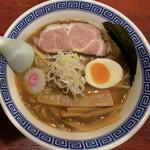 つけ麺 石ばし - 料理写真:ラーメン小650円