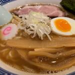 つけ麺 石ばし - ラーメン小650円