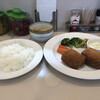 街の小さなレストラン 9.9.9 - 料理写真:クリームコロッケ定食¥1,000