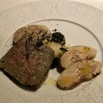 ローデヴィーニュ - 肉料理