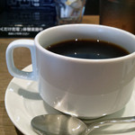 ワイアードカフェ ルクア大阪 - セットのコーヒー 200円