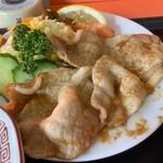 蜂屋食堂 - 料理写真:これぞ食堂の味