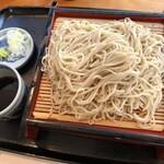 くに屋 - 料理写真:ざる蕎麦