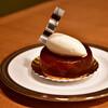エリティエ - 料理写真:タルト・タタン@720円:季節限定のタルト。紅玉リンゴ使用とのこと。